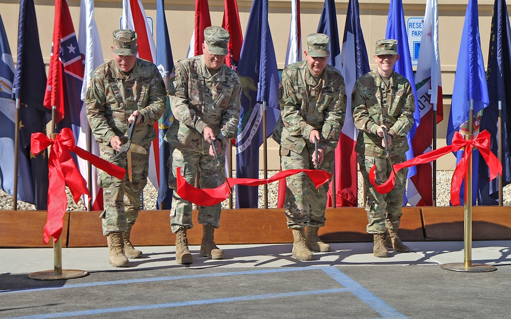 TASS Training Center Ribbon Cutting