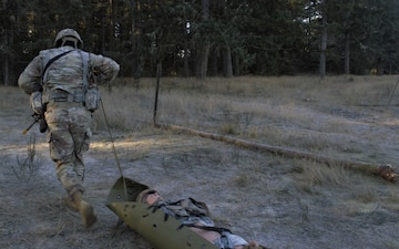 Steel Soldier Earns ESB, One of First Junior Soldiers at JBLM to Earn the Badge