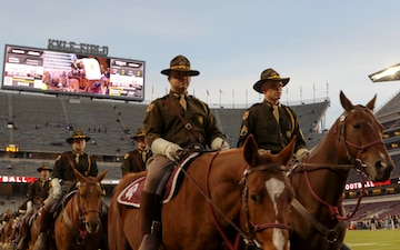 TAMU Military Appreciation Game