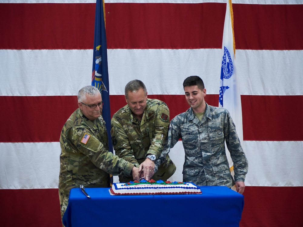 NY National Guard marks National Guard Birthday