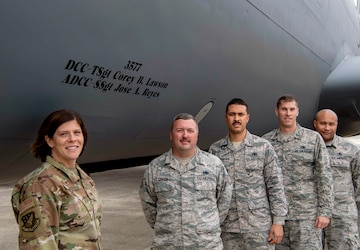916 ARW says good-bye to their 7th KC-135