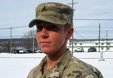 Female Pa. Guard Soldier recounts Ranger School experience