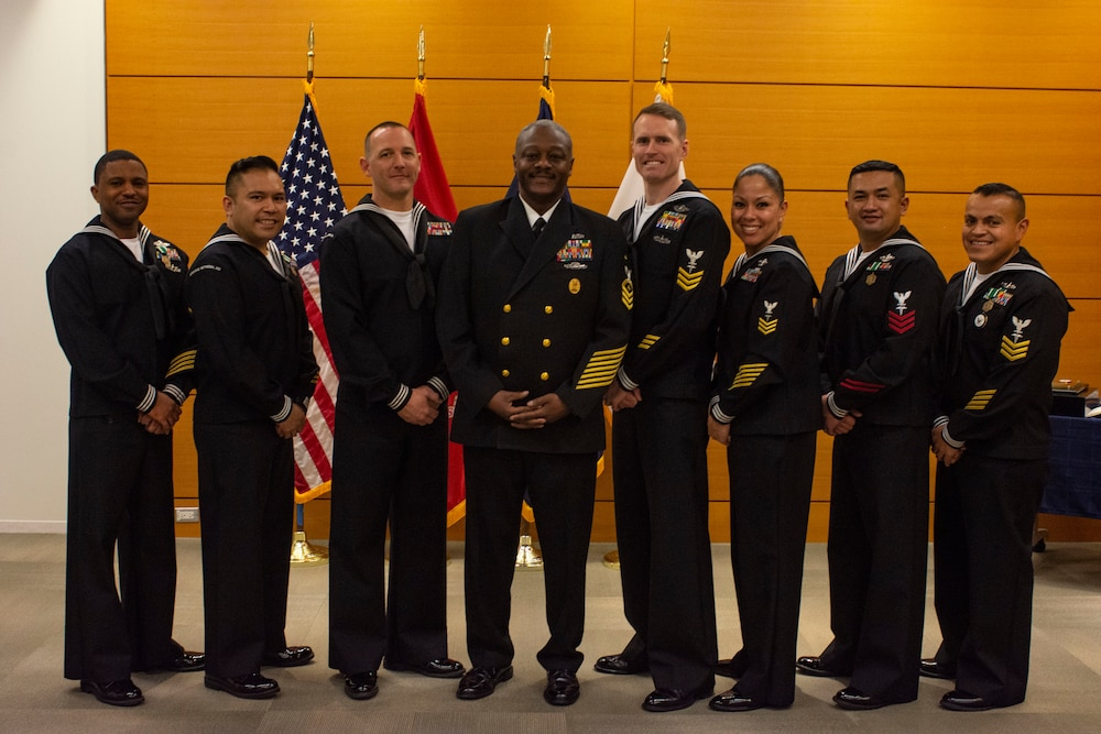 Navy Medicine Announces 2019 Active Duty and Reserve Sailors of the Year