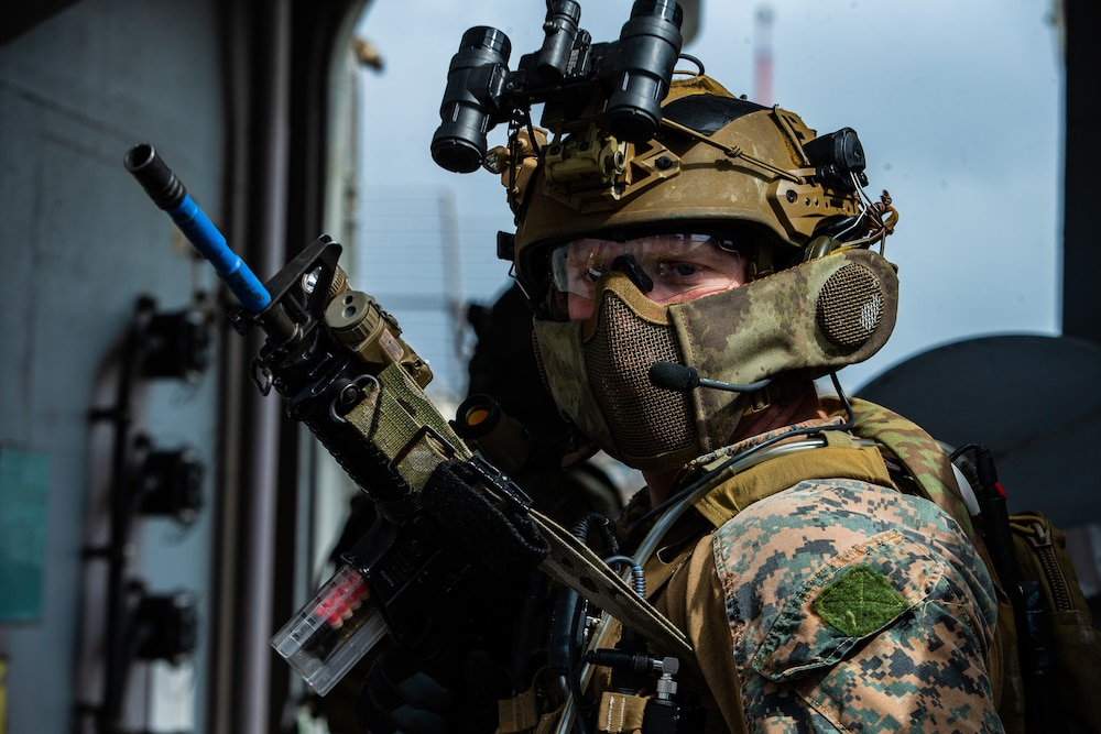 US Marines – Maritime Raid Force – Urban Training Exercise