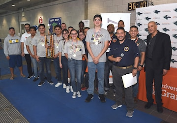 NRD San Antonio supports HESTEC 2020 SeaPerch Challenge