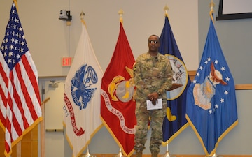 Troop Support commander hosts first town hall of 2020