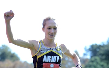Army wins Armed Forces Cross Country Championship