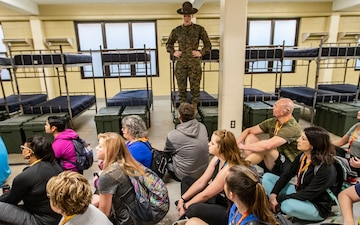 Educators with RS Richmond, RS Cleveland Experience Recruit Training