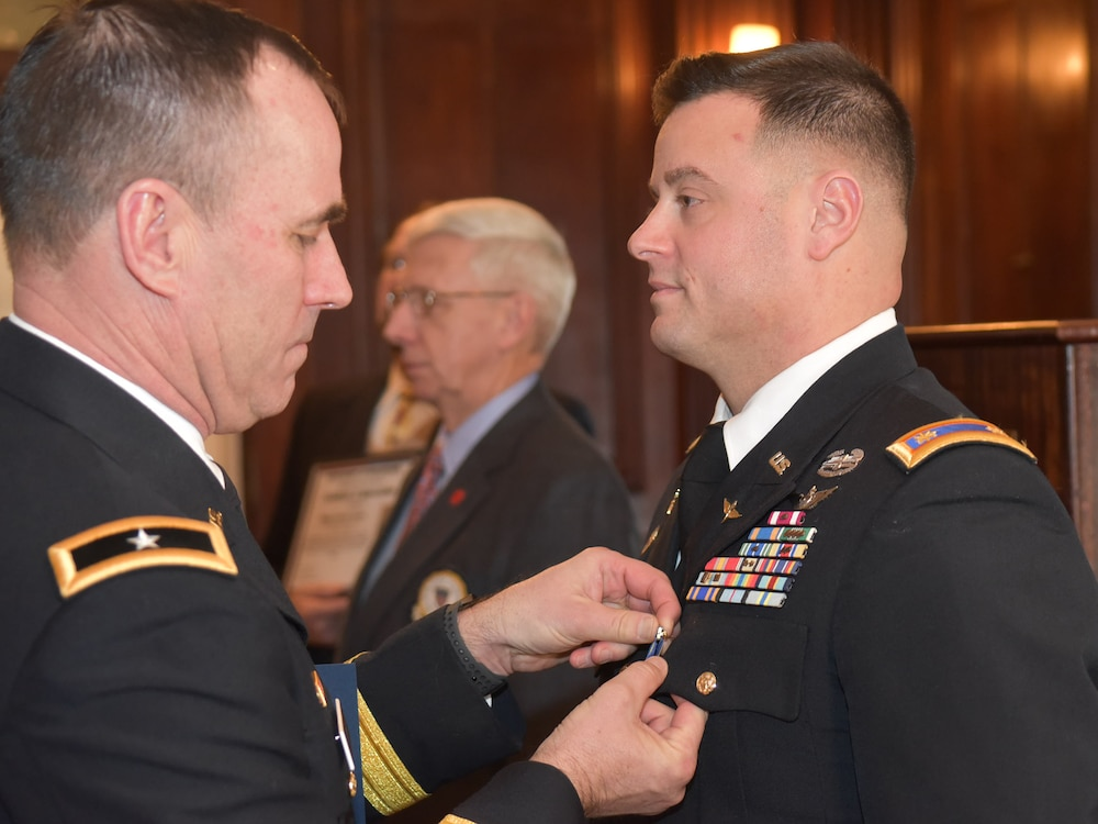 Pa. National Guard Soldiers awarded Octavius V. Catto Medal