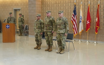 Werner assumes command of 364th Sustainment Command (Expeditionary)
