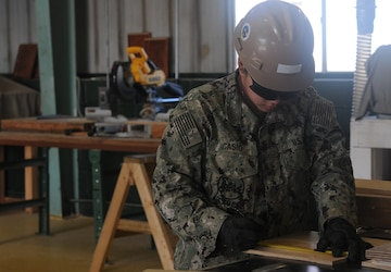 NMCB 1 Conducts Construction Prep Operations