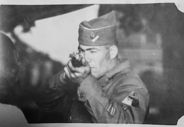 A legacy of excellence: A WWII Iron Soldier's tale