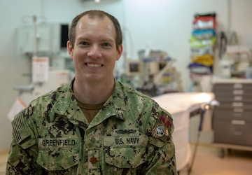 Philadelphia Native Serves as U.S. Navy Officer in Horn of Africa