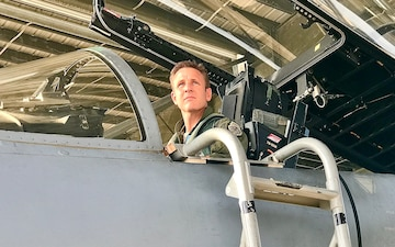 Fighter Pilot Accomplishes First Flight After Near Fatal Electrocution