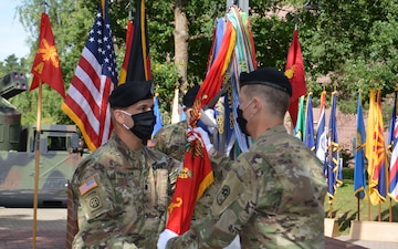 New commander arrives to 'We Attack' battalion