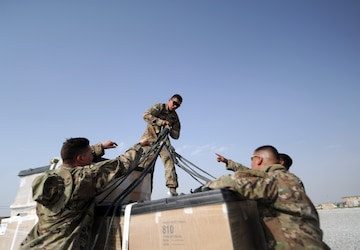 10th RSSB Sling Load Training
