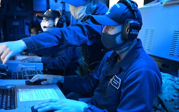 US Navy, JMSDF flex mine warfare capabilities during exercise 2JA