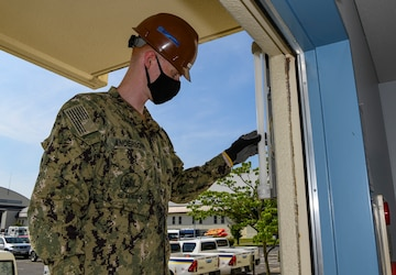 NAVFAC FE conducts scheduled maintenance
