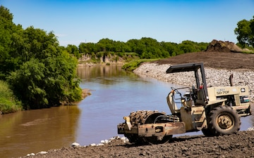 Omaha Corps of Engineers application of its contracting programs