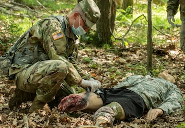 NY Army Guard adapts Best Warrior Competition to COVID-19 Protocols