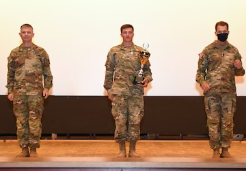 Air Defense dominates the USAREUR Best Warrior Soldier Category' two years running!