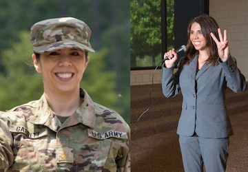 SOLDIER SPOTLIGHT Army Maj. Jennifer A. Garrett, Michigan National Guard