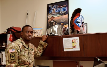 ARNG Region 5 Best Warrior NCO of the Year 2020