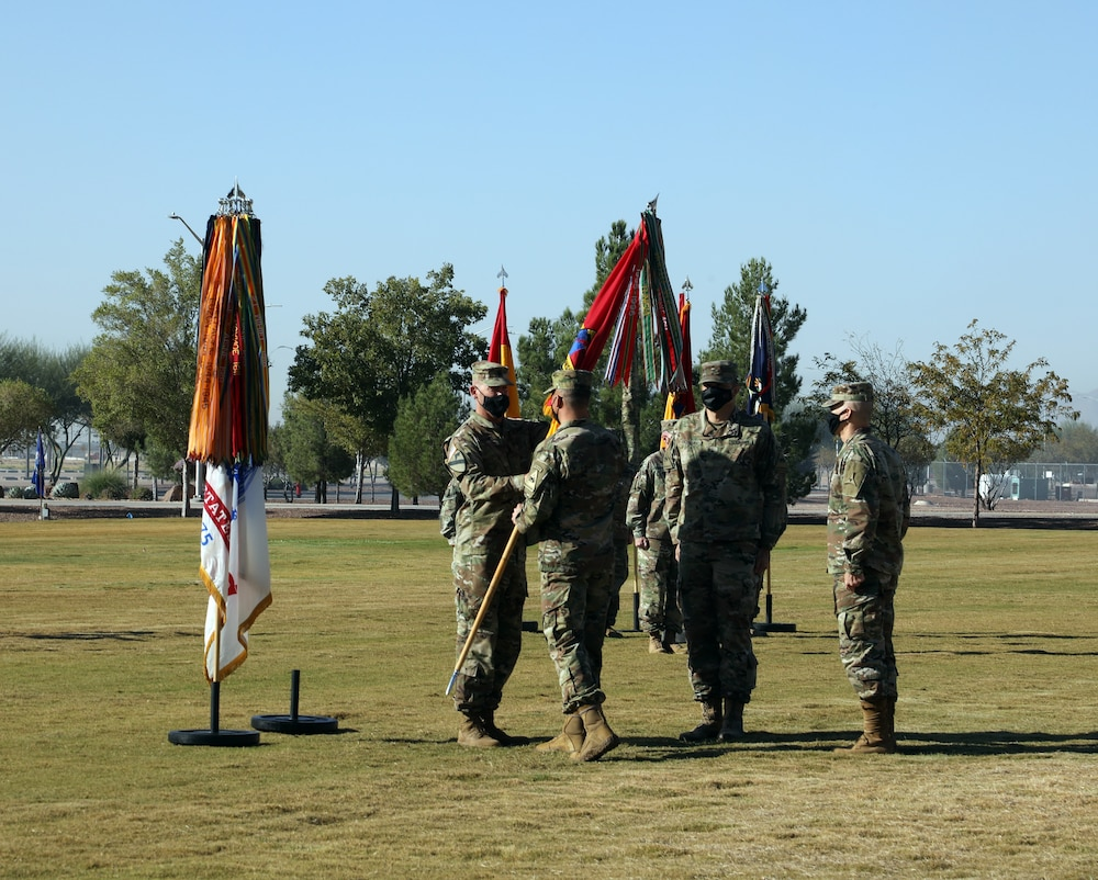 1st Armored Division & Fort Bliss Welcomes New Commanding General