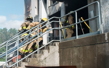 CT Guard firefighters train, honor 9/11 firefighters