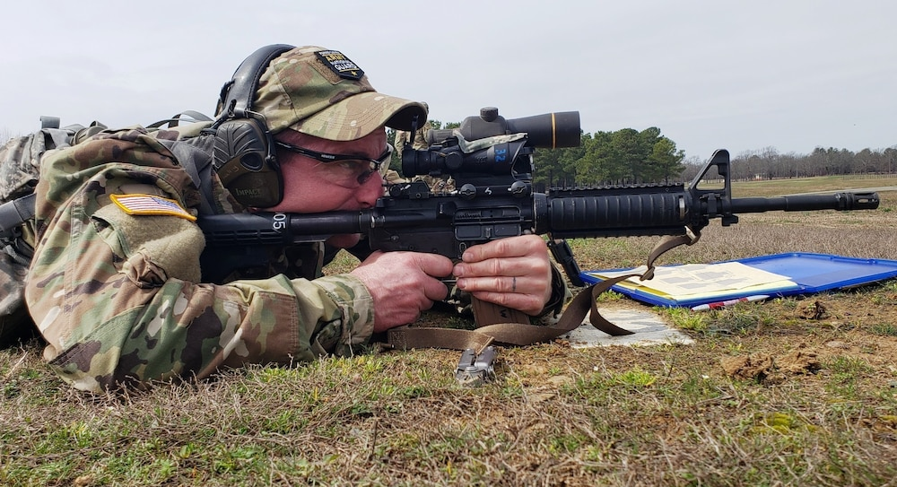 Pa. National Guard Soldier sweeps marksmanship competitions