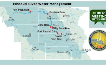 Corps updates stakeholders on Missouri River Mainstem System operations