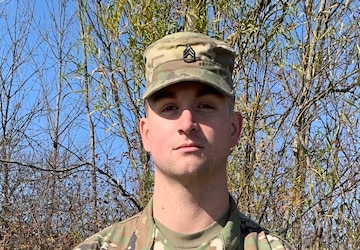 Spencer soldier serves locally in Bloomington, statewide in Guard
