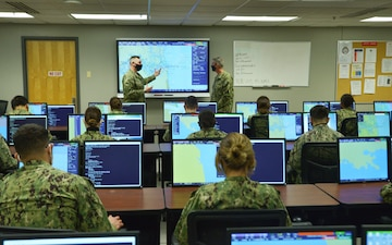 Center for Surface Combat Systems Unit Great Lakes Year in Review