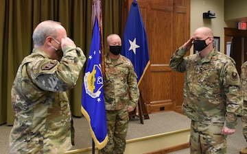 Col. Zdanavage Assumes Leadership of 193rd SOW