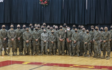 2nd Supply Battalion NCO Named Tanker of the Year