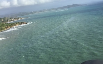 Coast Guard assists Dutch flagged sailing vessel taking on water 80 nautical miles south of Santa Isabel, Puerto Rico