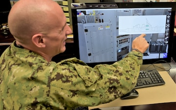 CIWT Modernizes Fleet IW Training with Innovative Technology