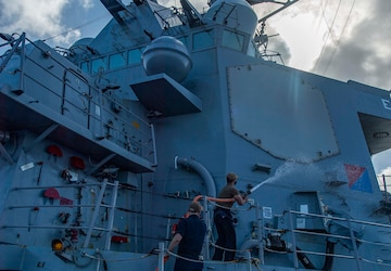 USS John Finn (DDG 113) Conducts Routine Operations