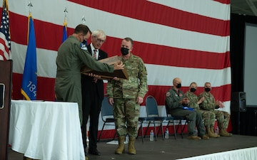 115th Fighter Wing holds ceremony for final F-16 combat deployment on 20th anniversary of September 11th attacks