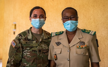 Indiana National Guard sends medical professionals to Niger