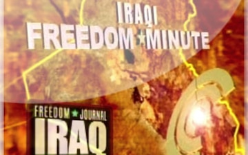 Iraqi Freedom Minute