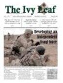 Ivy Leaf, The - 04.16.2006