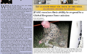 Joint Enabling Capabilities Command Newsletter - 06.05.2012