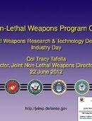 JNLWP Industry Day - 06.28.2012