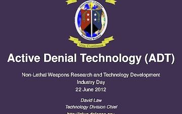 JNLWP Industry Day - 06.27.2012