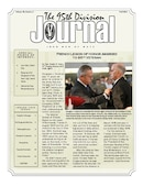 The 95th Division Journal - 09.18.2012