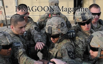 Dragoon Magazine - 02.28.2013