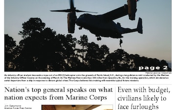 The Parris Island Boot - 03.29.2013