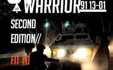 Warrior Wavefront - 03.26.2013