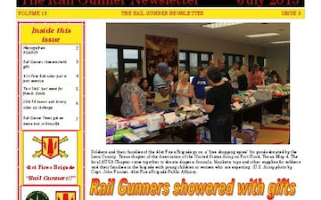 Rail Gunner Newsletter, The - 07.06.2013